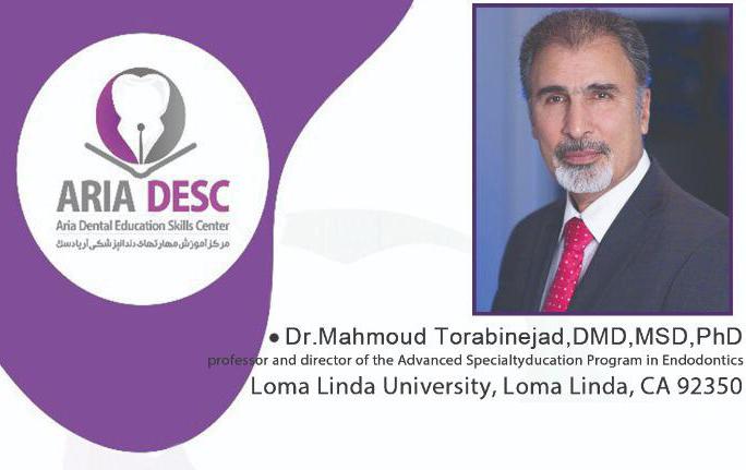 جراحی اندودنتیک ، دکتر محمود ترابی نژاد