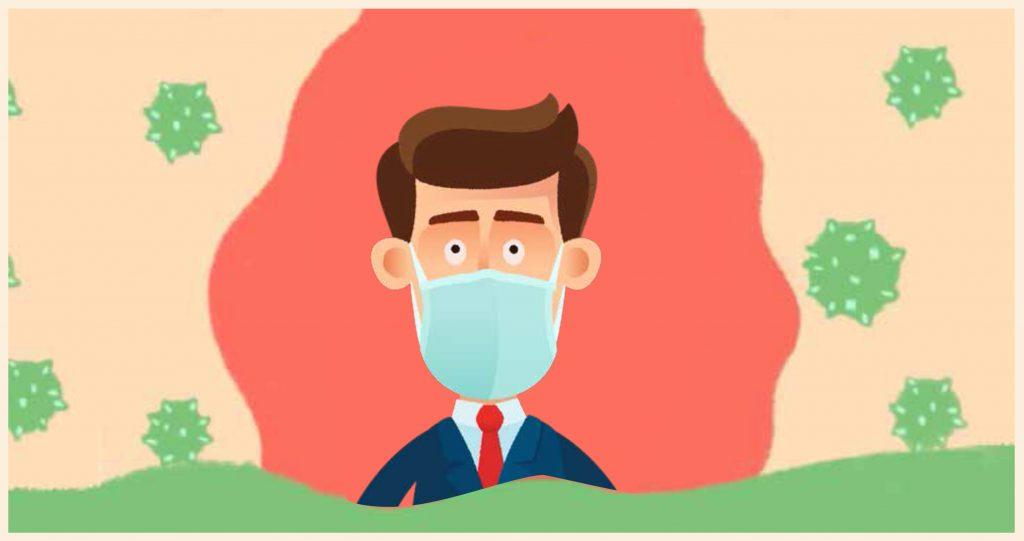 Coronavirus No Panic Help guide 16